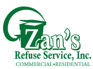 Zan's Refuse Service - waste management - trash pickup